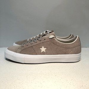 NEW Converse One Star Ox Suede Pro Putty Lunarlon